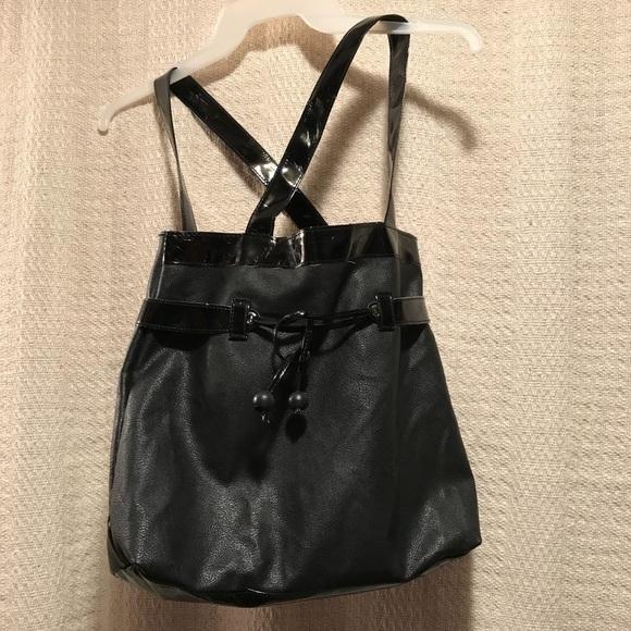 Handbags - 👜EUC Black Satchel👜